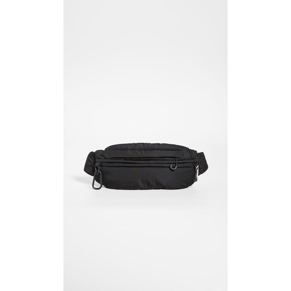 ガニー GANNI レディース ボディバッグ・ウエストポーチ バッグ【Belt Bag】Black