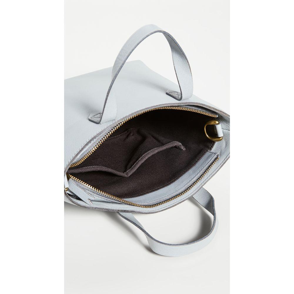 メイドウェル Madewell レディース ショルダーバッグ バッグ Transport Inset Zip Crossbody Bag Craft BluewPkOuTZilX