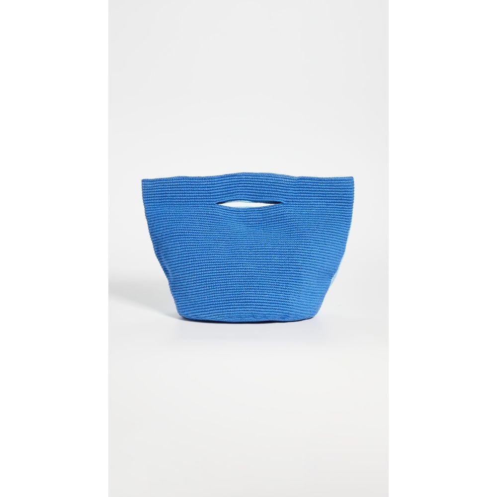 ソラヤヘンネシー Soraya Hennessy レディース トートバッグ バッグ【Caribbean Shopper】Blue