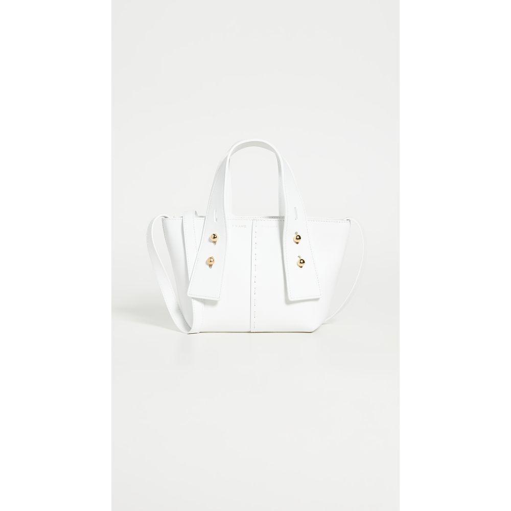 フレーム FRAME レディース ショルダーバッグ バッグ【Les Second Mini Bag】Blanc