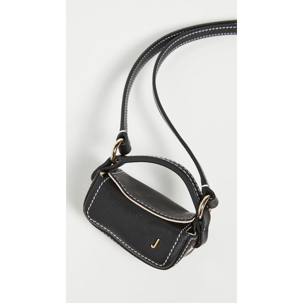 ジャックムス Jacquemus レディース ショルダーバッグ バッグ【Le Nani Bag】Black