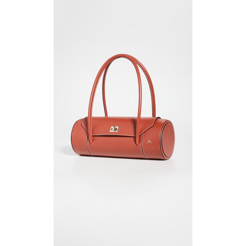 マニュ アトリエ MANU Atelier レディース ショルダーバッグ バッグ【London Bag】Redbole