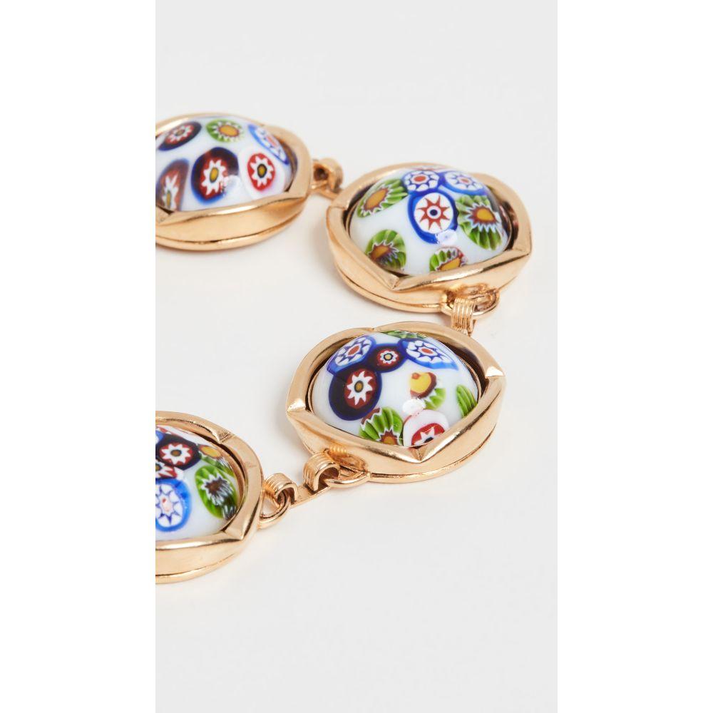 ブリンカー&エリサ Brinker & Eliza レディース ブレスレット ジュエリー・アクセサリー【Groovy Bubble Bracelet】Gold/Multi