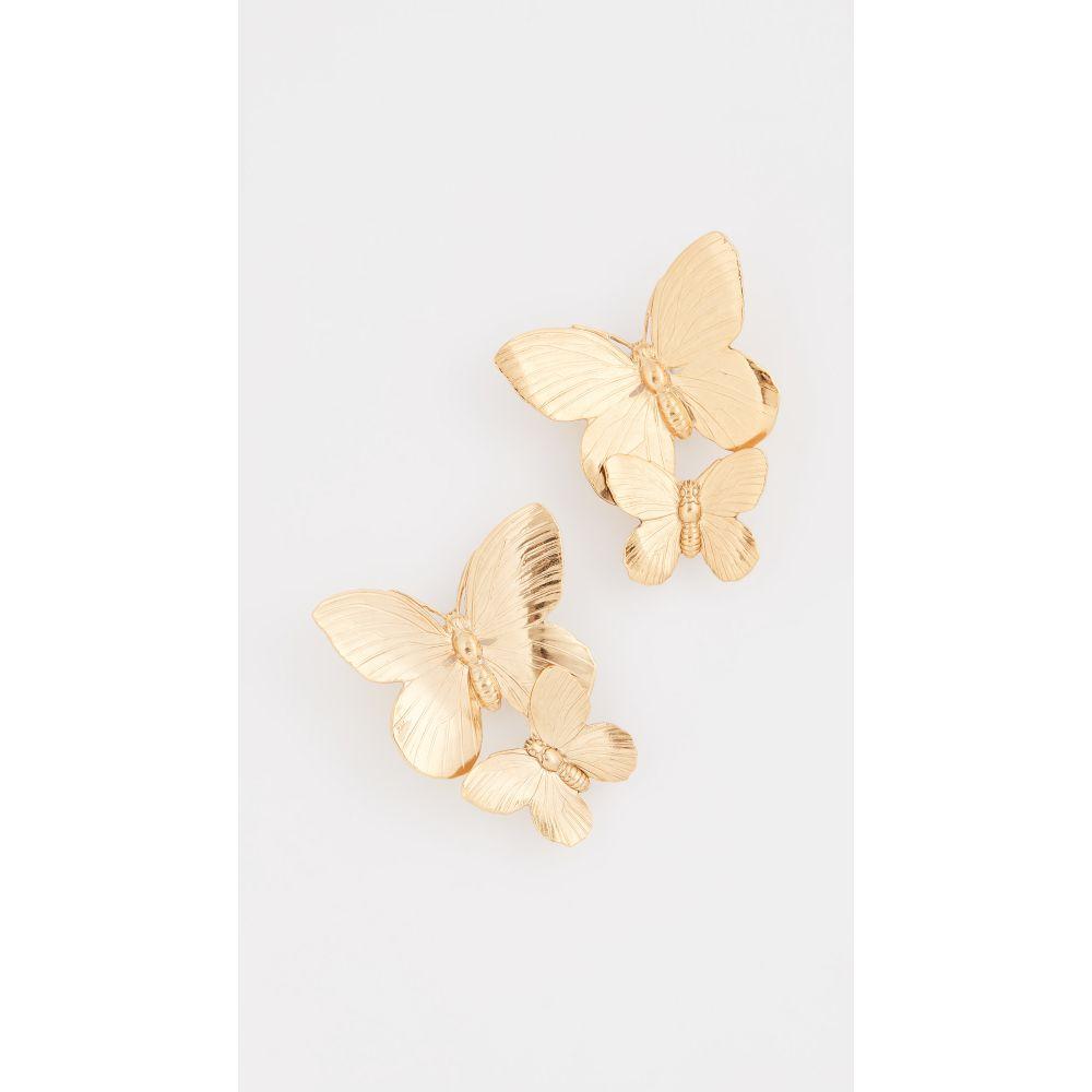 ジェニファーベア Jennifer Behr レディース イヤリング・ピアス ジュエリー・アクセサリー【Papillon Earrings】Gold