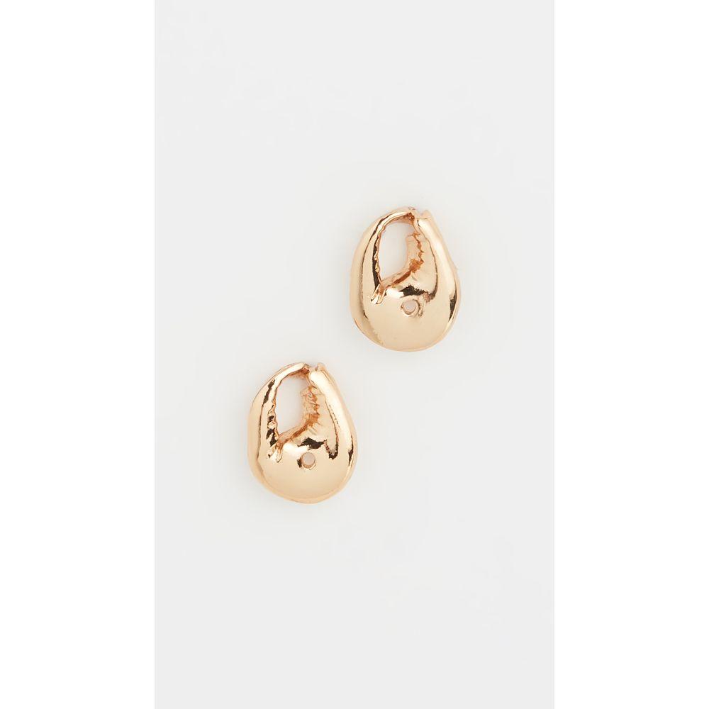 トフム Tohum レディース イヤリング・ピアス ジュエリー・アクセサリー【Crab Earrings】Gold