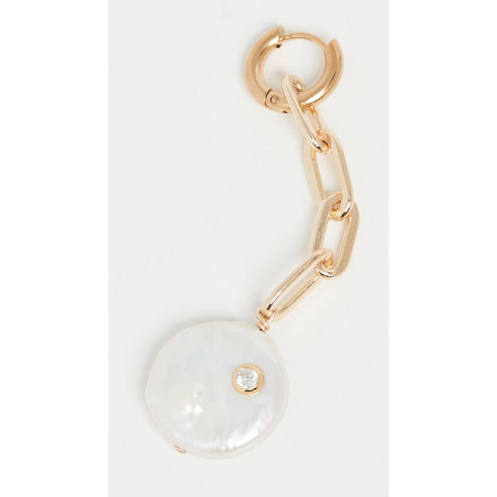 エリュー Eliou レディース イヤリング・ピアス ジュエリー・アクセサリー【Chira Single Earring】Gold/Pearl