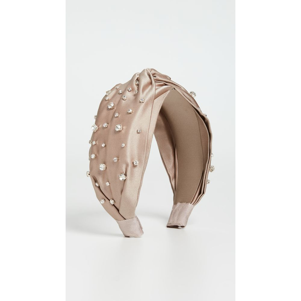 ジェニファーベア Jennifer Behr レディース ヘアアクセサリー ヘッドバンド【Lilian Headband】Oyster