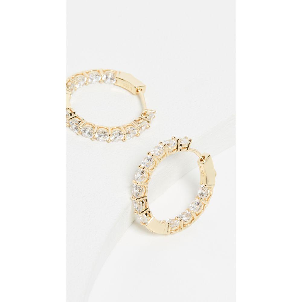 シャシ Shashi レディース イヤリング・ピアス ジュエリー・アクセサリー【Babe Earrings】Gold