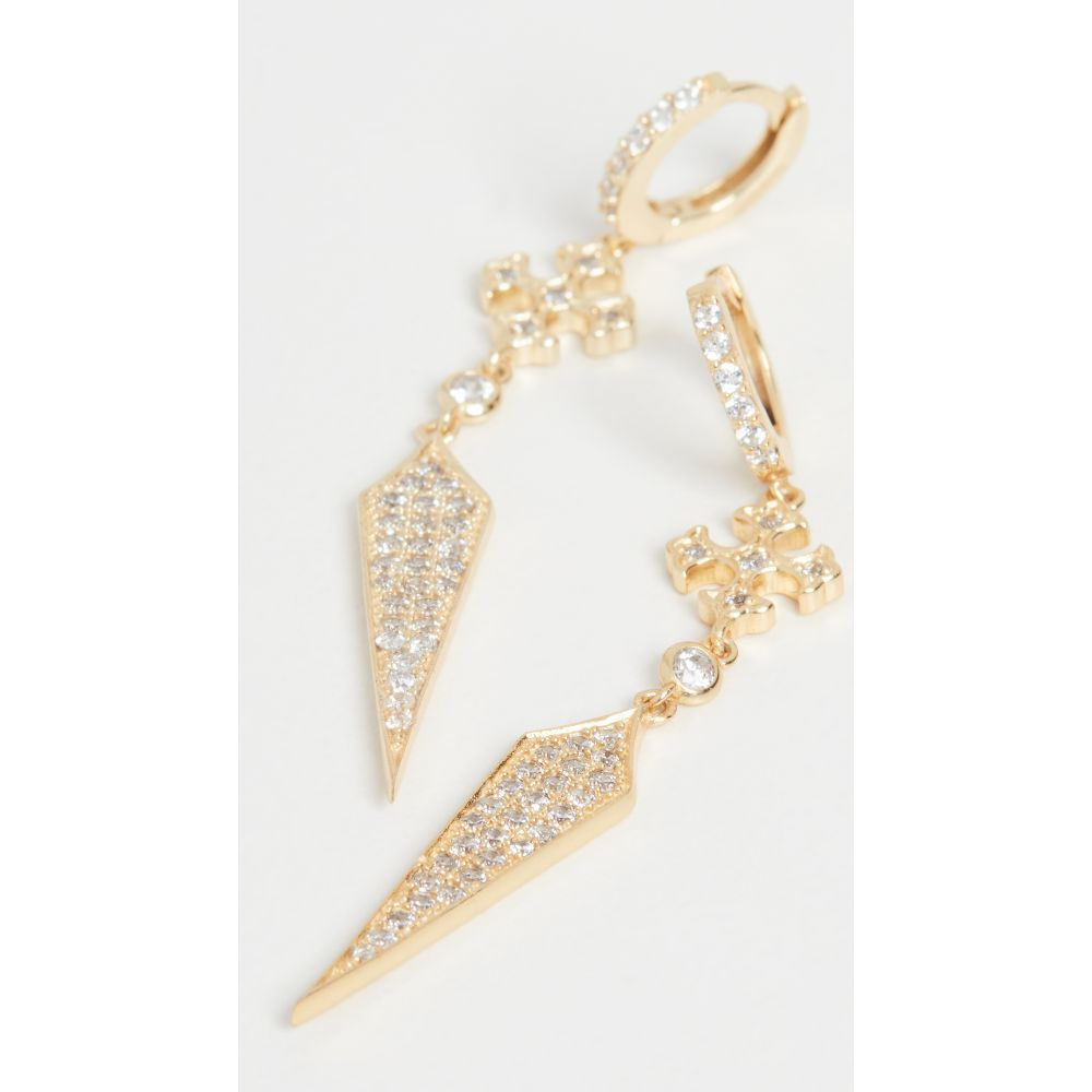 シャシ Shashi レディース イヤリング・ピアス ジュエリー・アクセサリー【Gia Earrings】Gold