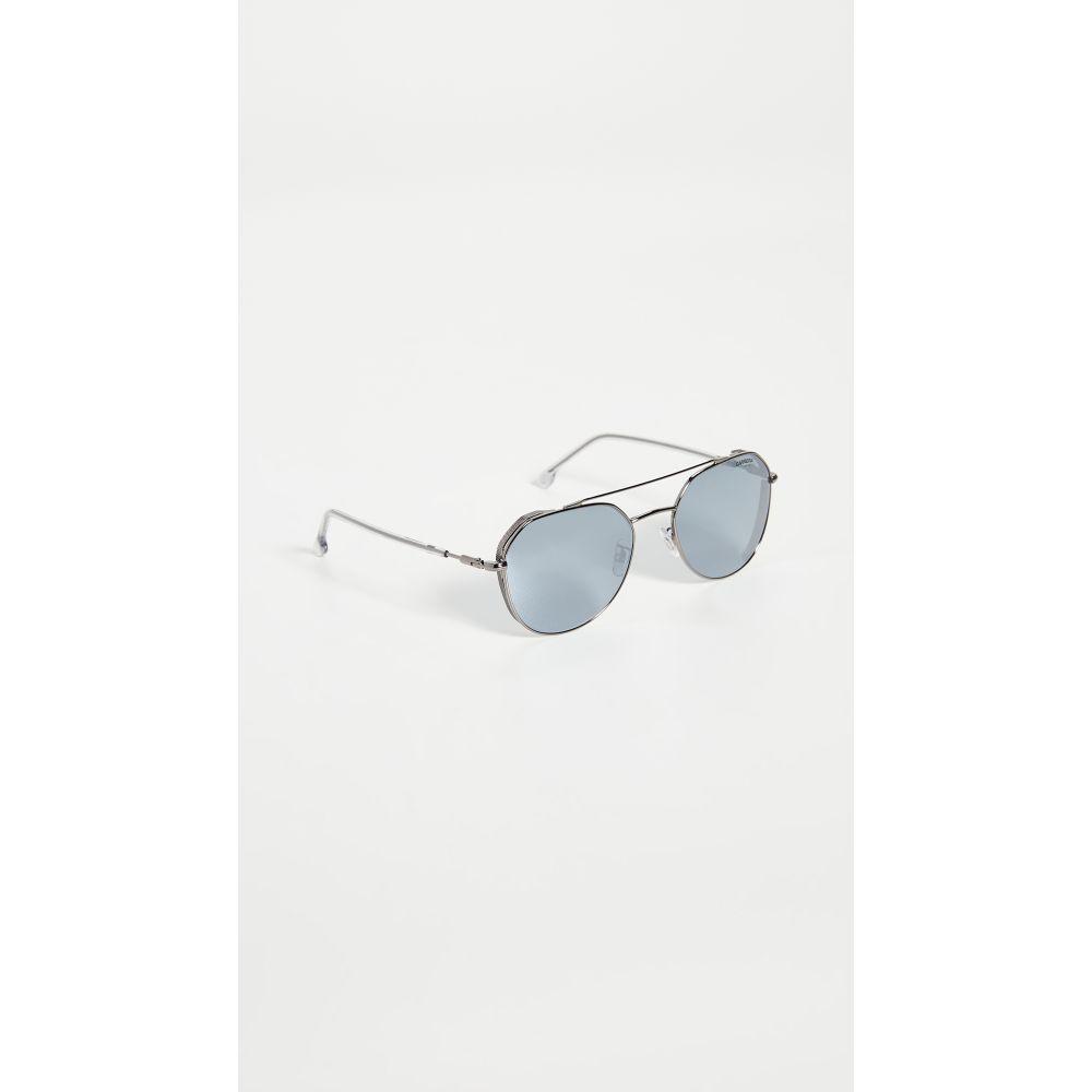 カレラ Carrera レディース メガネ・サングラス アビエイター【Classic Metal Aviator Sunglasses】Dark Ruthenium