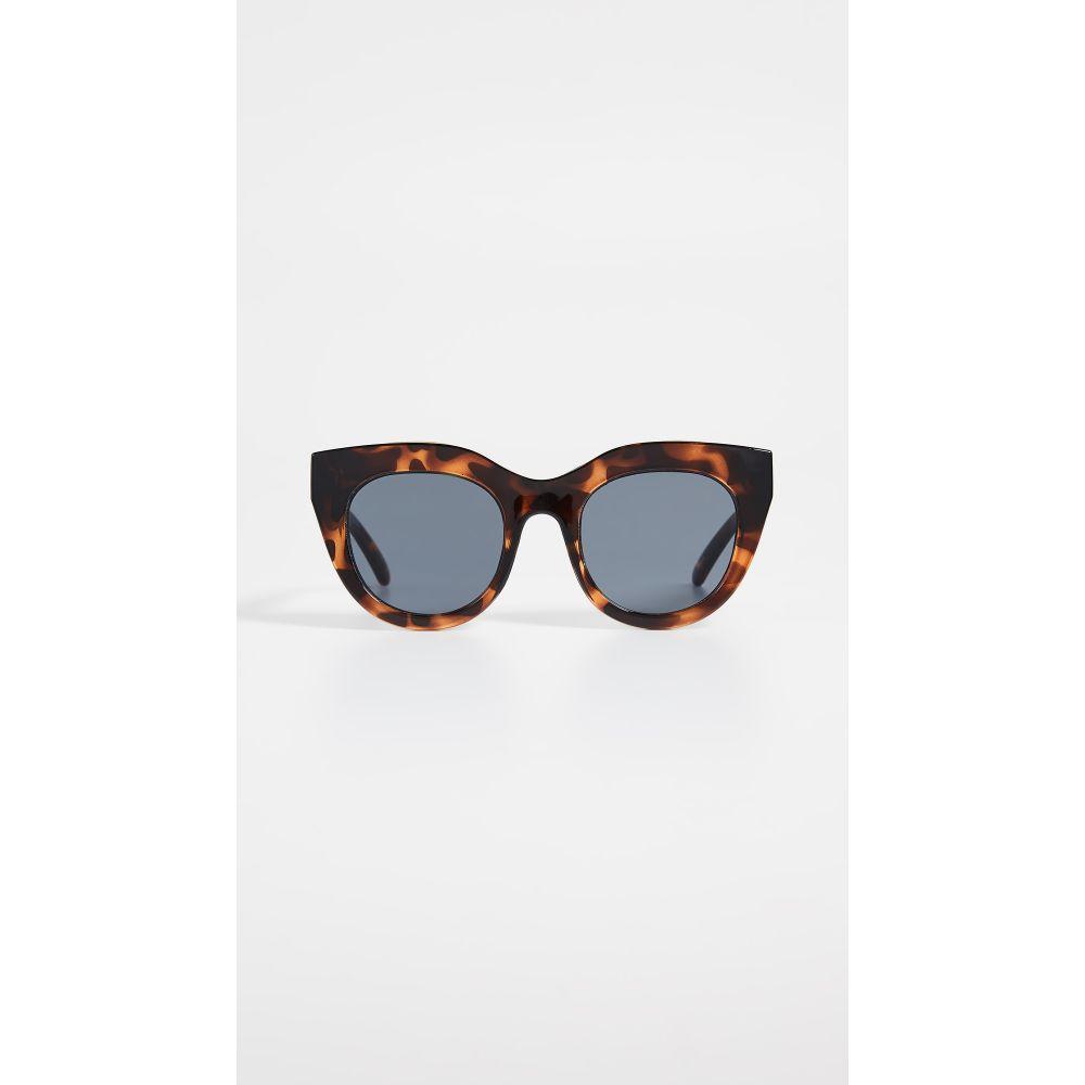 ル スペックス Le Specs レディース メガネ・サングラス 【Air Heart Sunglasses】Tort/Smoko Mono