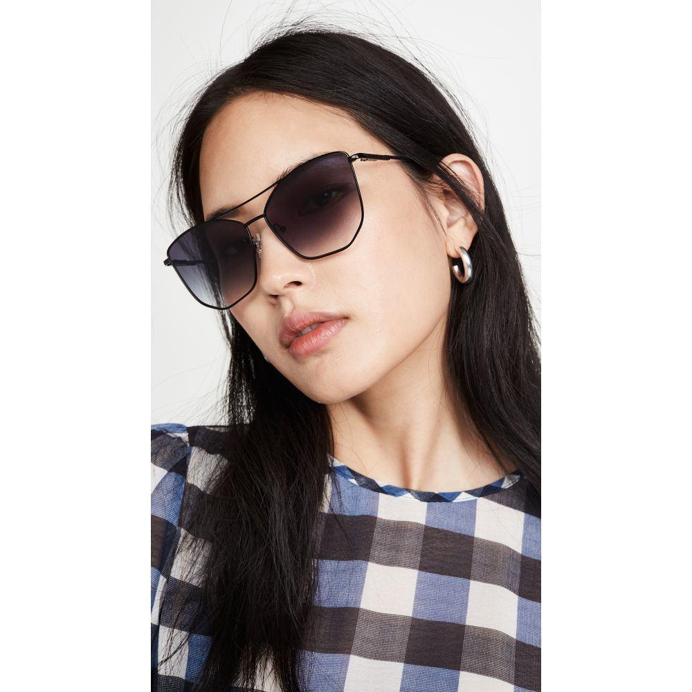 ル スペックス Le Specs レディース メガネ・サングラス 【Primeval Alt Fit Sunglasses】Black