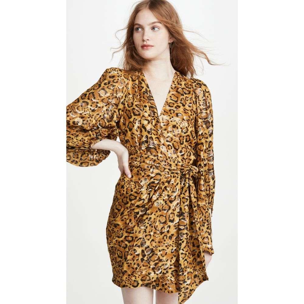 バッシュ Ba&sh レディース パーティードレス ワンピース・ドレス【Ginger Dress】Camel