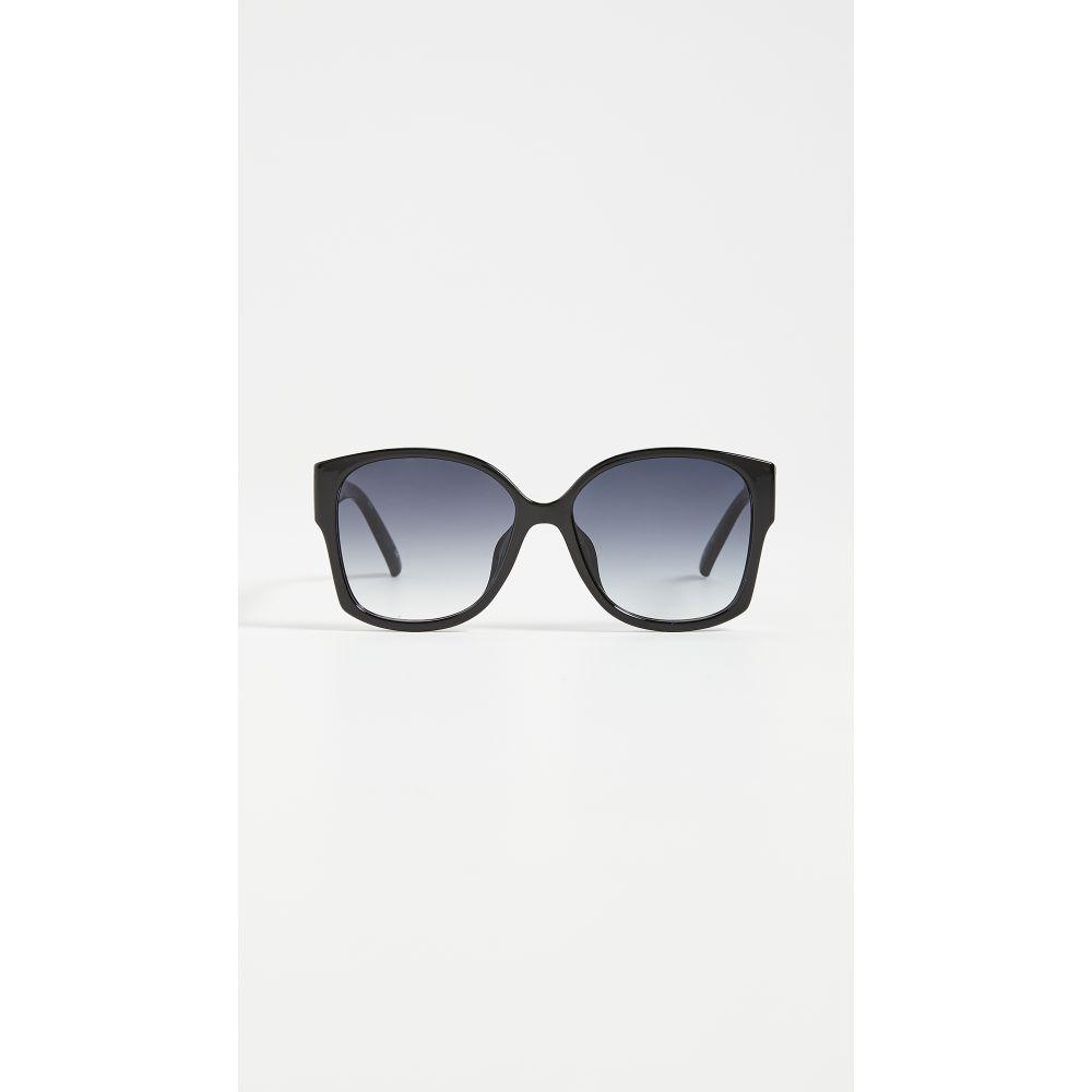 ル スペックス Le Specs レディース メガネ・サングラス 【Athena Alt Fit Sunglasses】Black