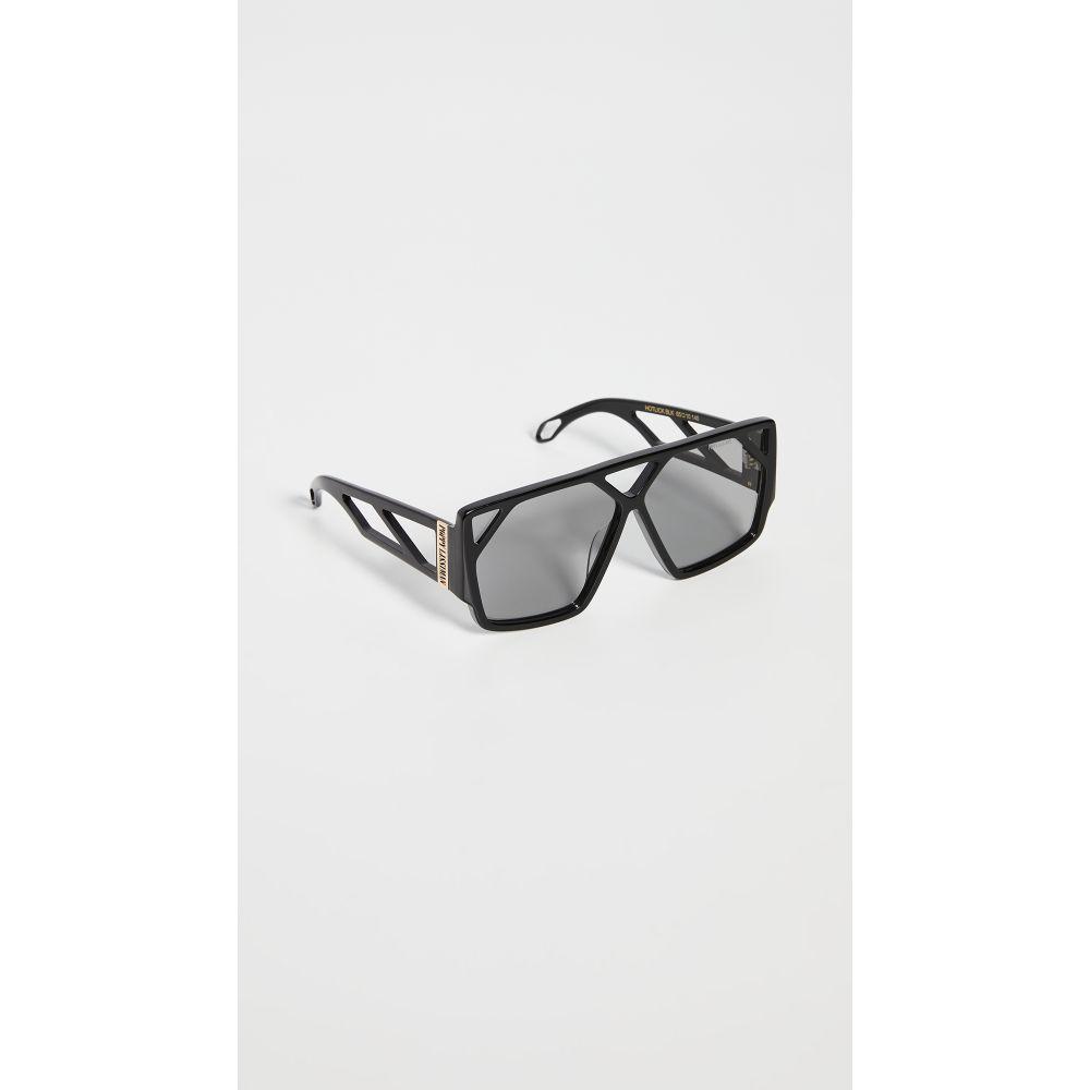 ポピー リシマン Poppy Lissiman レディース メガネ・サングラス 【Hotlick Sunglasses】Black