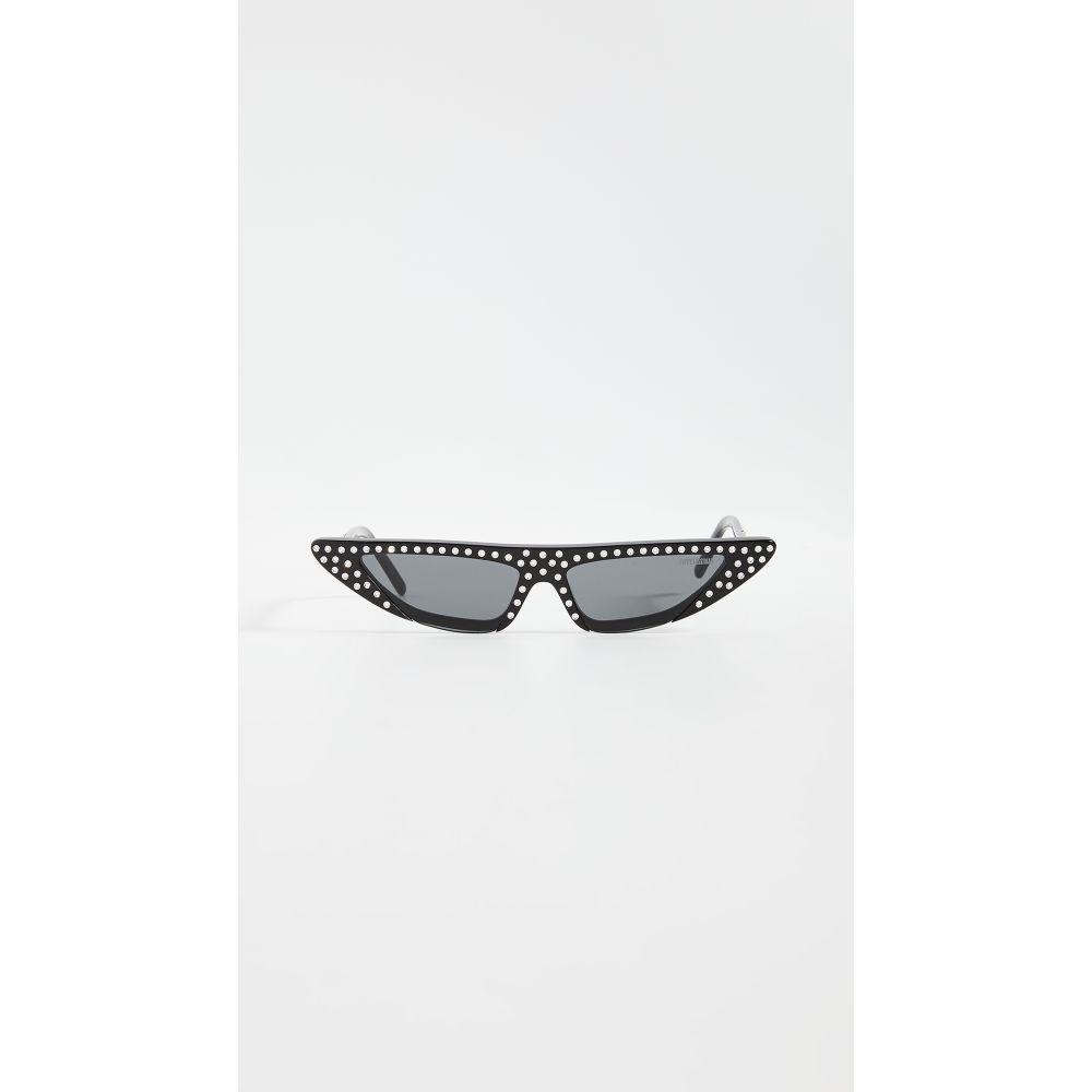 ポピー リシマン Poppy Lissiman レディース メガネ・サングラス 【Huntsman Luxe Sunglasses】Black