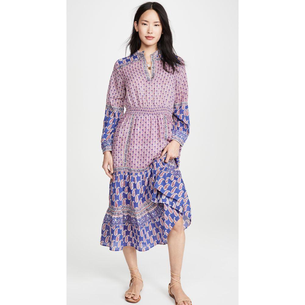 シー Sea レディース ワンピース ワンピース・ドレス【Bianca Long Sleeve Dress】Violet