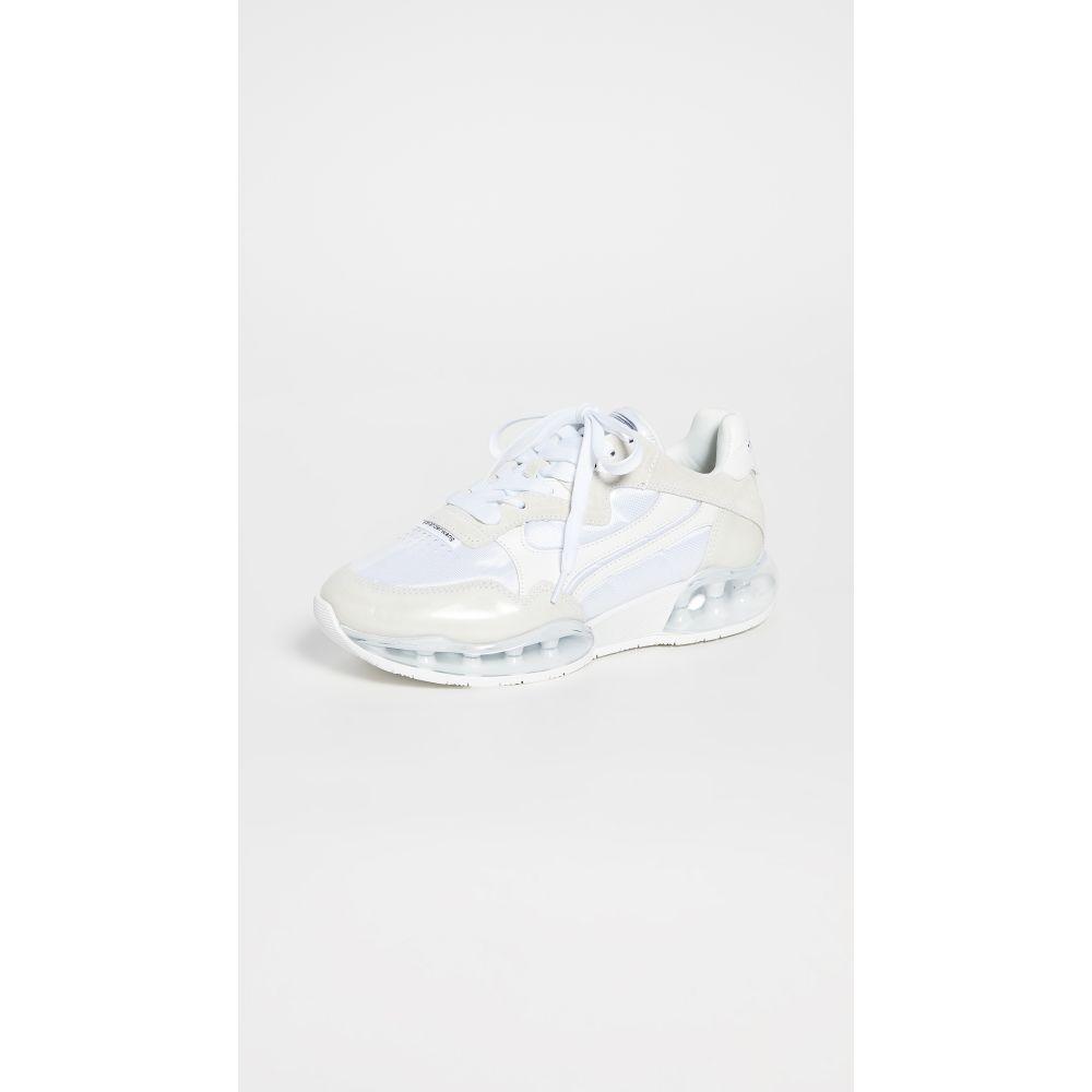 アレキサンダー ワン Alexander Wang レディース スニーカー シューズ・靴【Stadium Sneakers】White