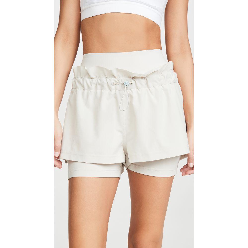 アディダス adidas by Stella McCartney レディース ショートパンツ ボトムス・パンツ【Hiit Shorts】Clear Brown