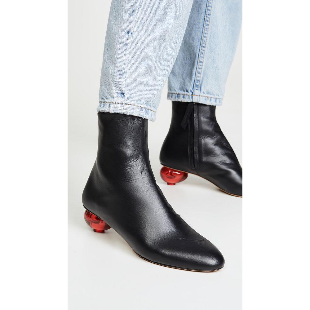 グレーマター Gray Matters レディース ブーツ シューズ・靴【Egg Boots】Nero/Rosso