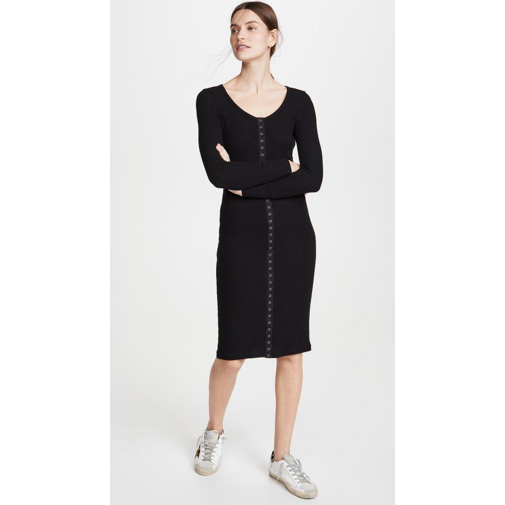 エルエヌエー LNA レディース ワンピース ワンピース・ドレス【Tori Dress】Black