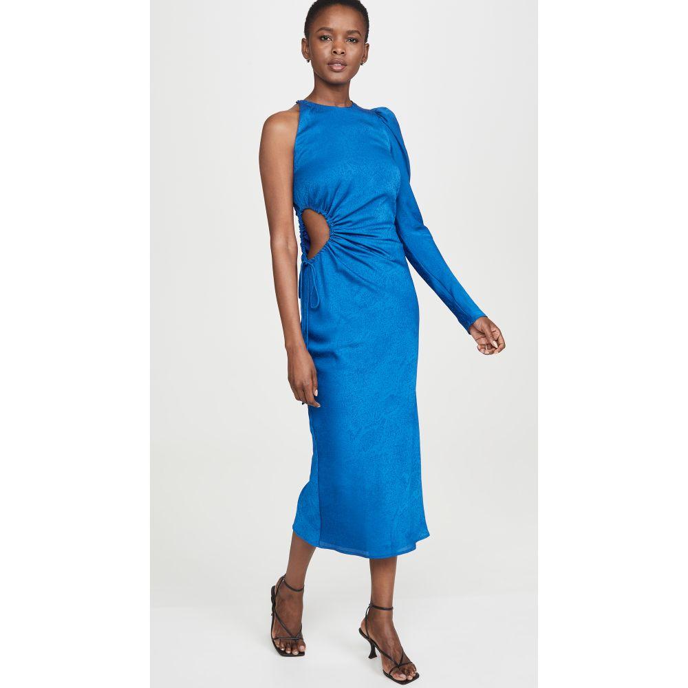 マーニングカーテル Manning Cartell Australia レディース ワンピース ワンピース・ドレス【Surround Sound Dress】Blue