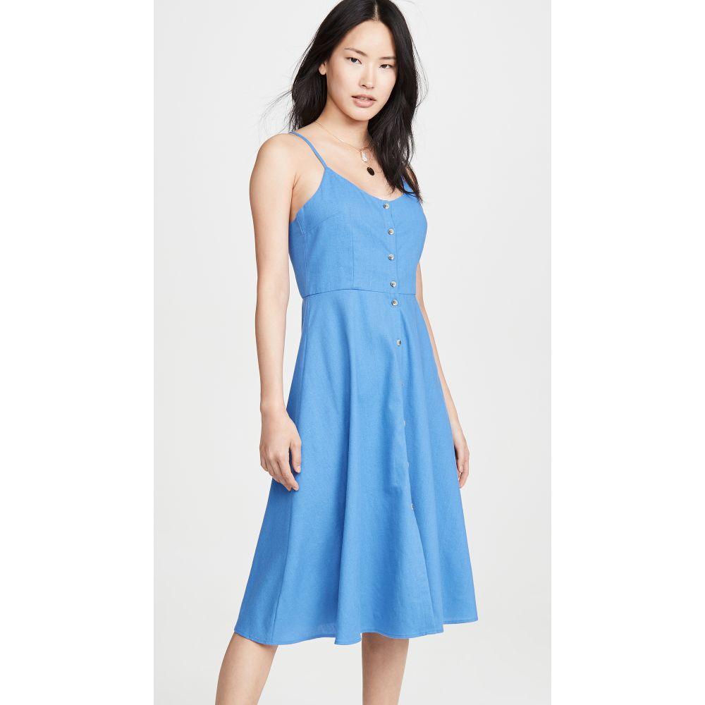 ローラズ Rolla's レディース ワンピース ワンピース・ドレス【Eve Linen Dress】French Blue