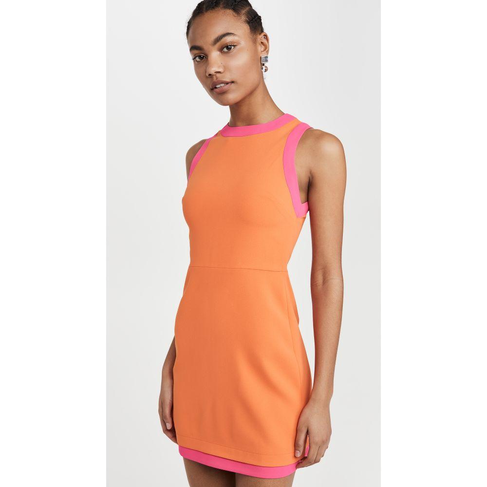 アリス アンド オリビア alice + olivia レディース ワンピース ワンピース・ドレス【Truly Dress】Monarch/Wild Pink