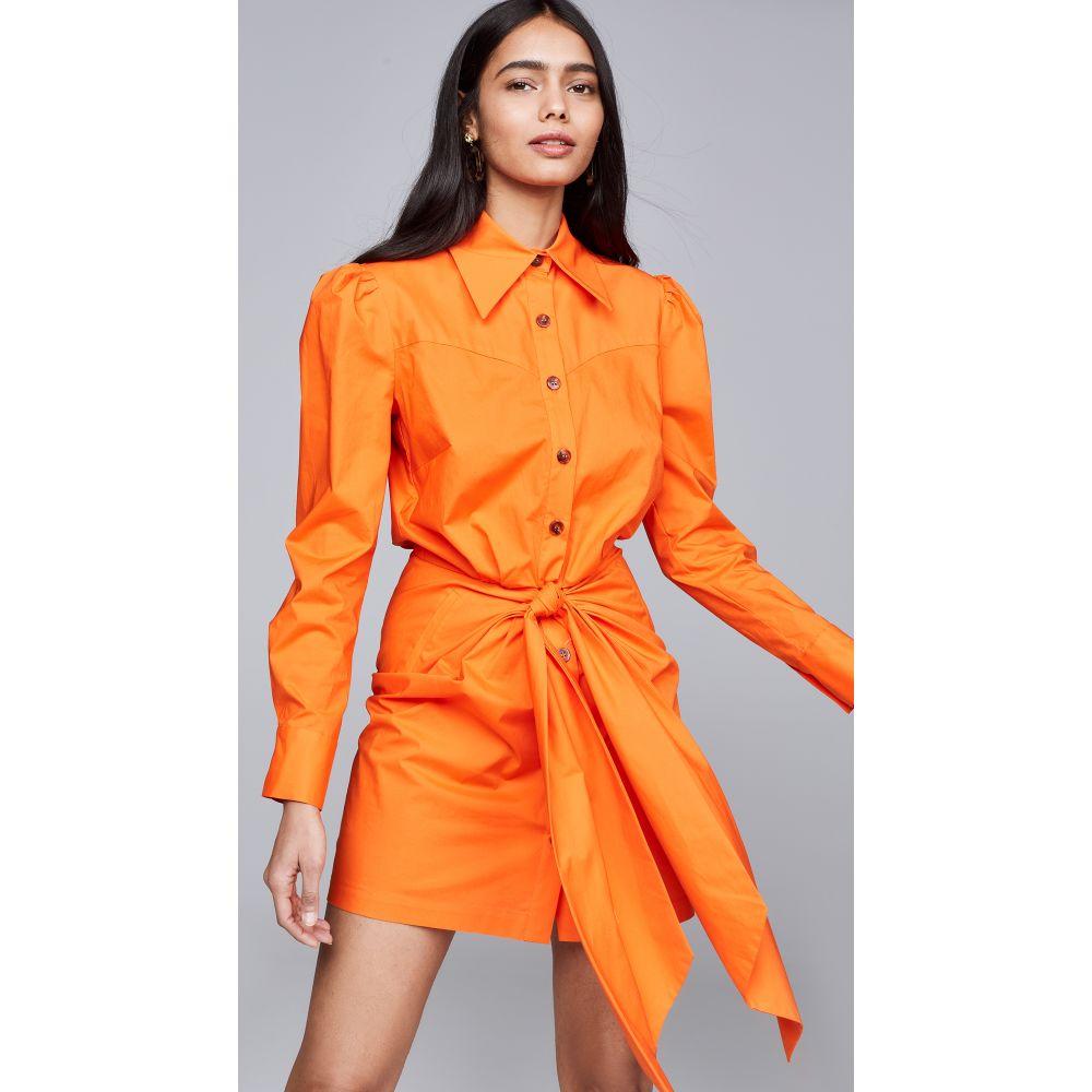 ピーターシン Petersyn レディース ワンピース ワンピース・ドレス【Agnes Dress】Orange