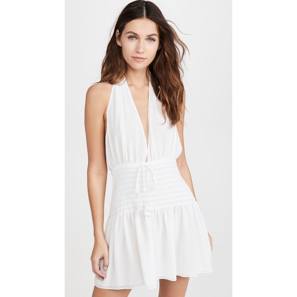 ロミー ブルック Ramy Brook レディース ワンピース ワンピース・ドレス【Terra Dress】White