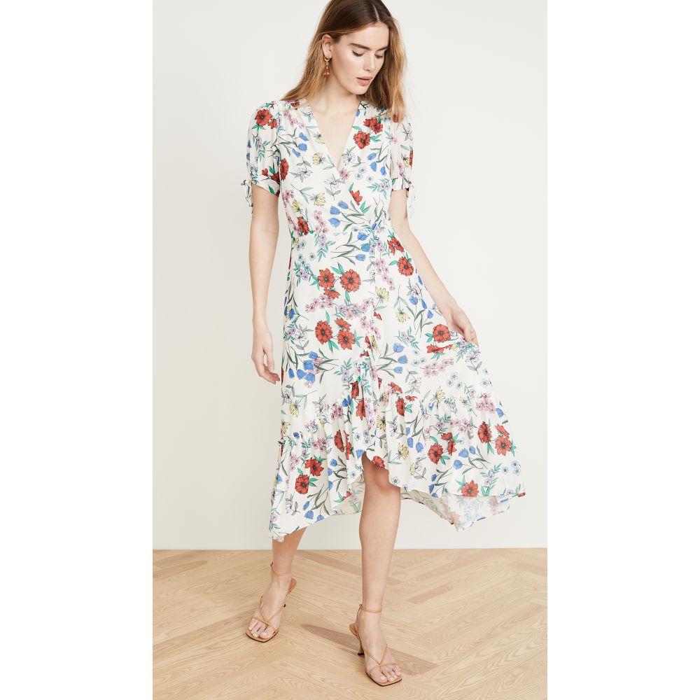 ユミキム Yumi Kim レディース ワンピース ワンピース・ドレス【First Date Dress】Garden at Dawn Ivory