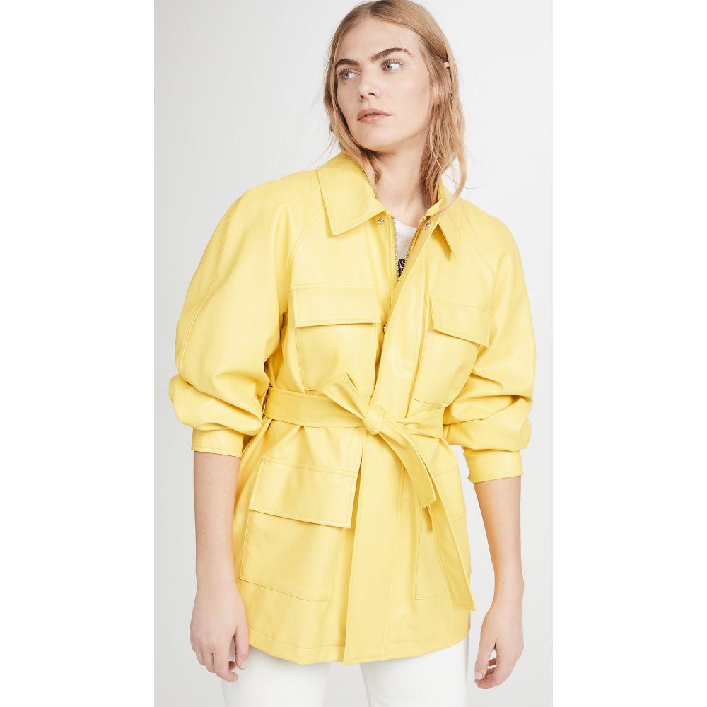 アパリス Apparis レディース ジャケット アウター【Tina Jacket】Blazing Yellow