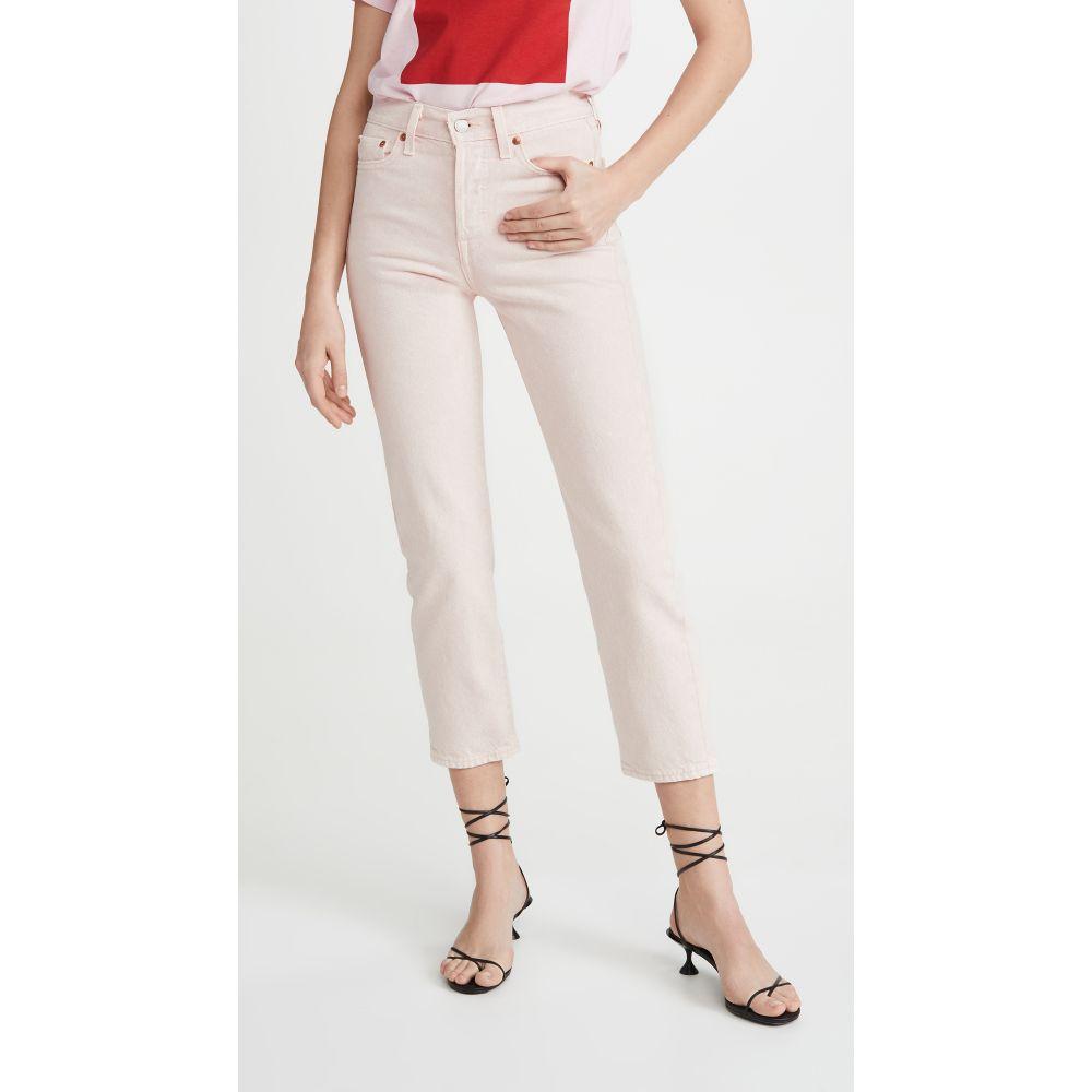 リーバイス Levi's レディース ジーンズ・デニム ボトムス・パンツ【Wedgie Straight Slacker Jeans】Slacker
