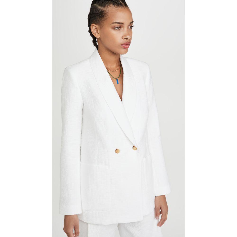 レイチェル コーミー Rachel Comey レディース ジャケット アウター【New Amboy Jacket】White