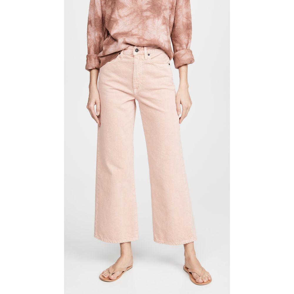 シルバーレーク SLVRLAKE レディース ジーンズ・デニム ボトムス・パンツ【Grace Ankle Jeans】Dusty Pink