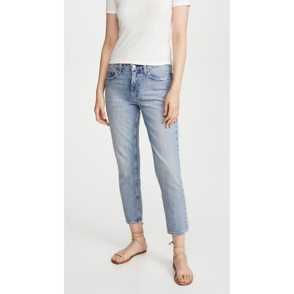 TRAVE レディース ジーンズ・デニム ボトムス・パンツ【Karolina Relaxed Taper Jeans】Straight Shooter
