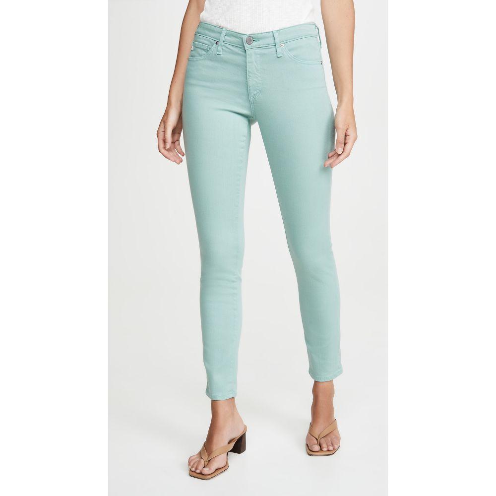 エージー AG レディース ジーンズ・デニム ボトムス・パンツ【Prima Ankle Jeans】Mint Jade
