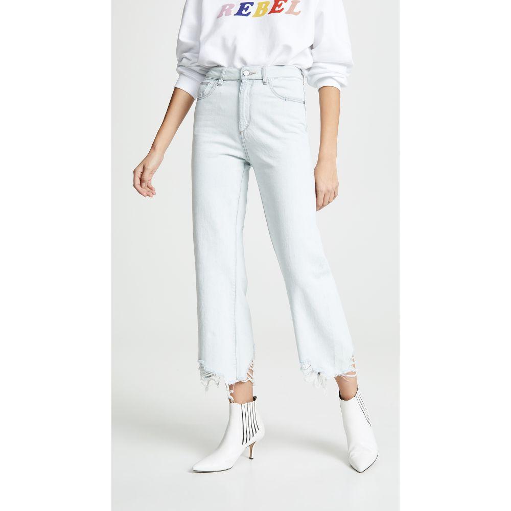 ディーエル1961 DL1961 レディース ジーンズ・デニム ワイドパンツ ボトムス・パンツ【Hepburn High Rise Wide Leg Jeans】Palermo