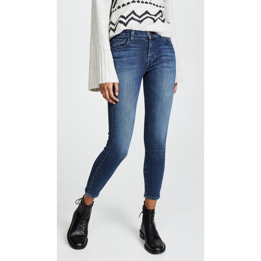 ジェイ ブランド J Brand レディース ジーンズ・デニム ボトムス・パンツ【835 Mid Rise Crop Skinny Jeans】Swift
