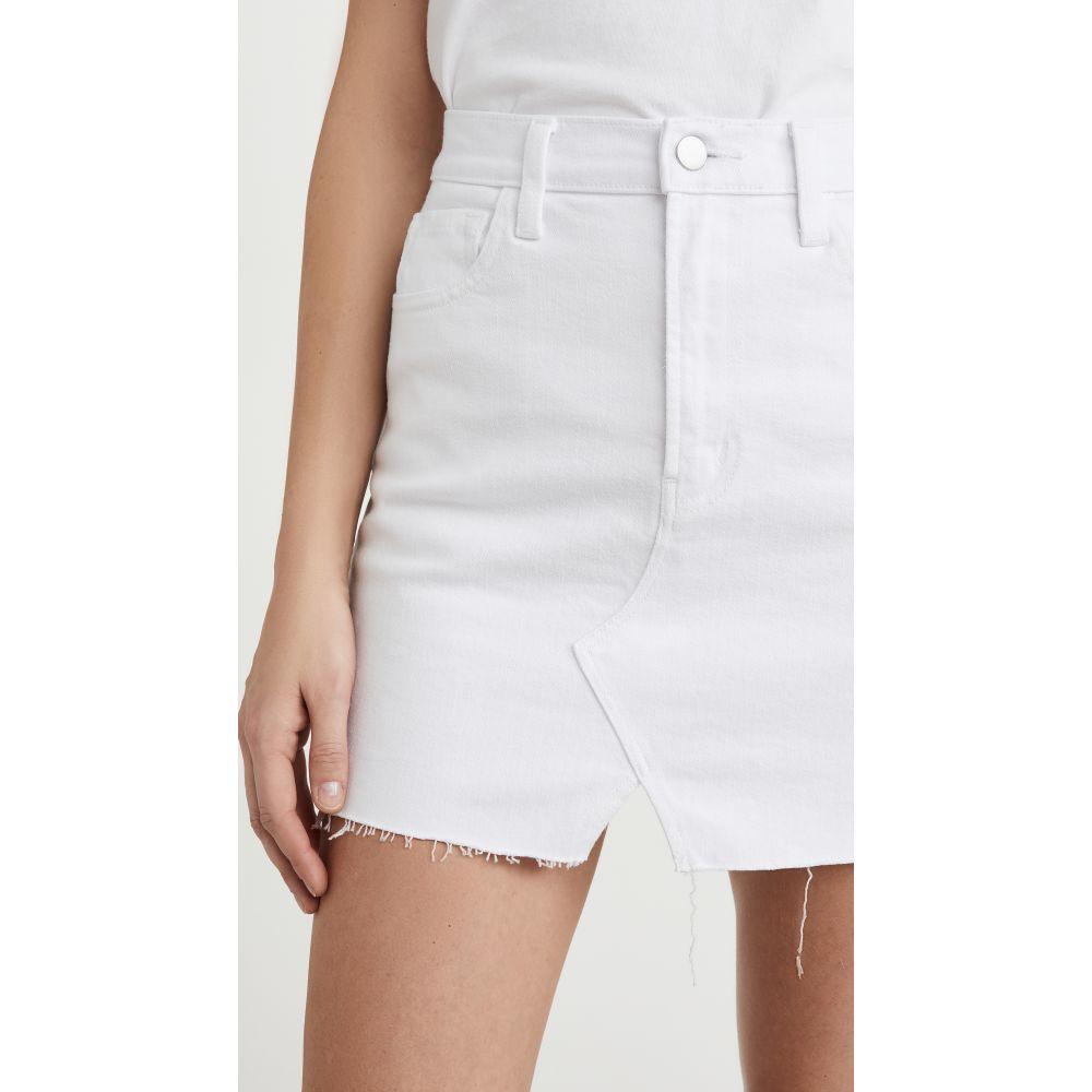 ジェイ ブランド J Brand レディース スカート 【Jules High Rise Skirt】White