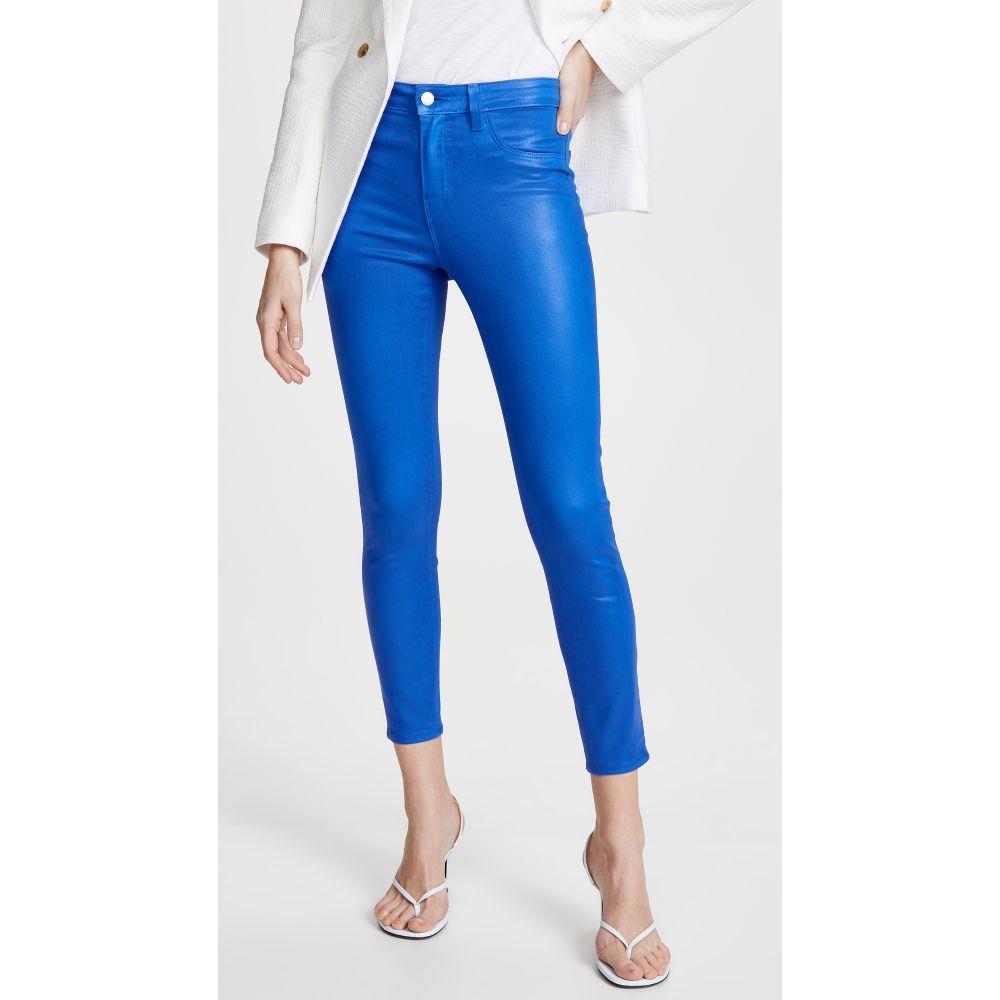 ラジャンス L'AGENCE レディース ジーンズ・デニム ボトムス・パンツ【Margot High Rise Skinny Jeans】Riviera Blue
