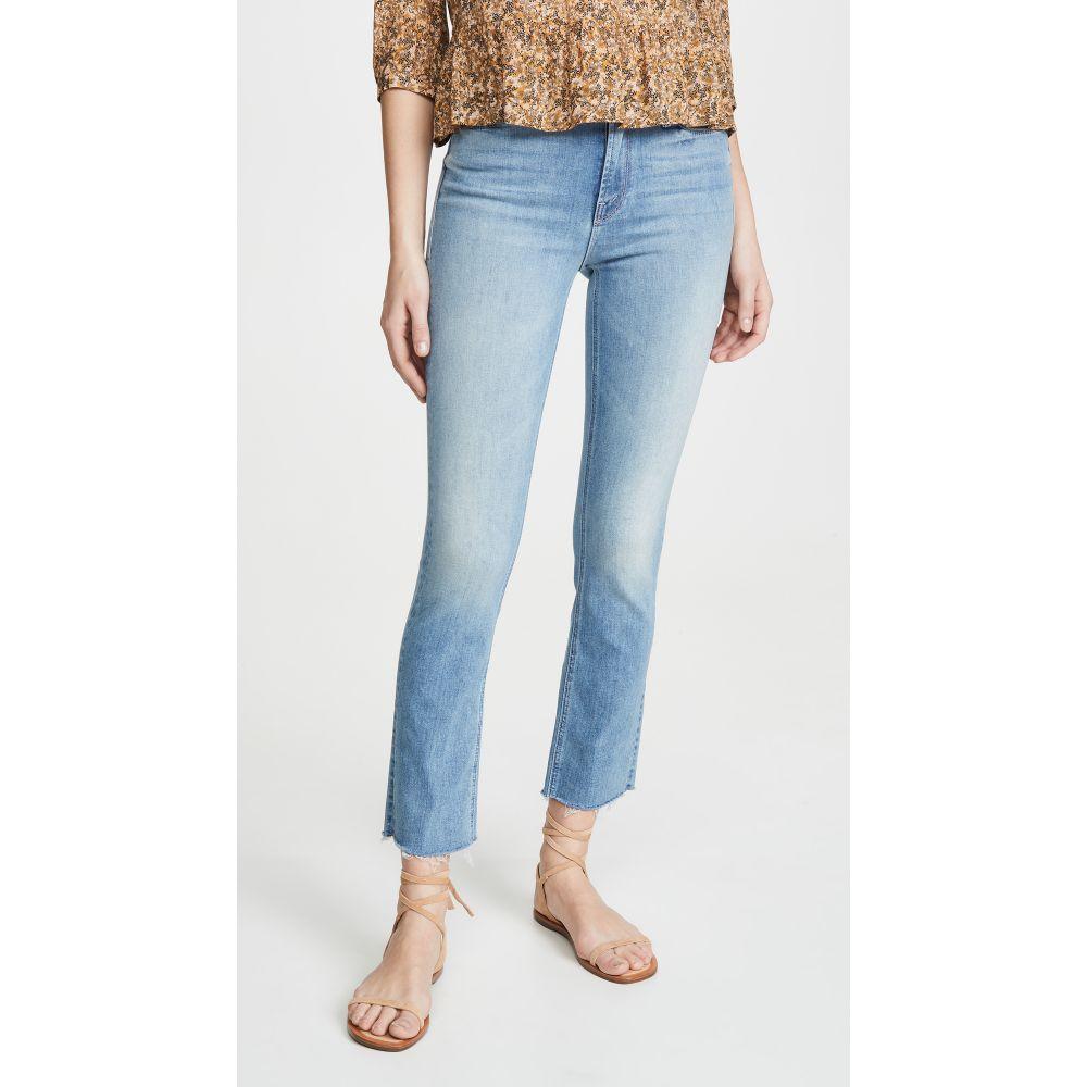マザー MOTHER レディース ジーンズ・デニム ボトムス・パンツ【The Mid Rise Dazzler Ankle Fray Jeans】Jackpot