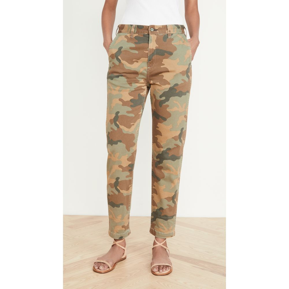 CQY レディース ボトムス・パンツ 【Charm Minimalist Trousers】Jungle