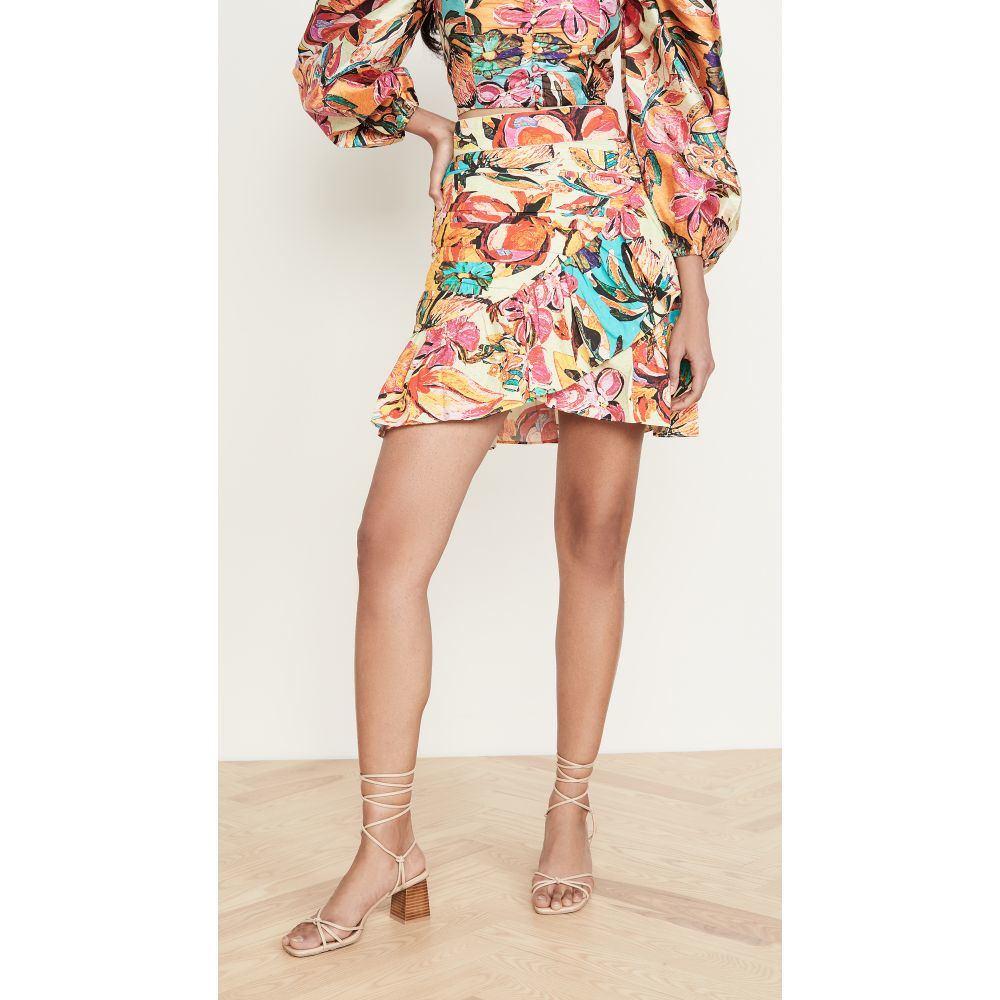 ヘマント&ナンディータ Hemant and Nandita レディース スカート 【Aroha Skirt】Multi