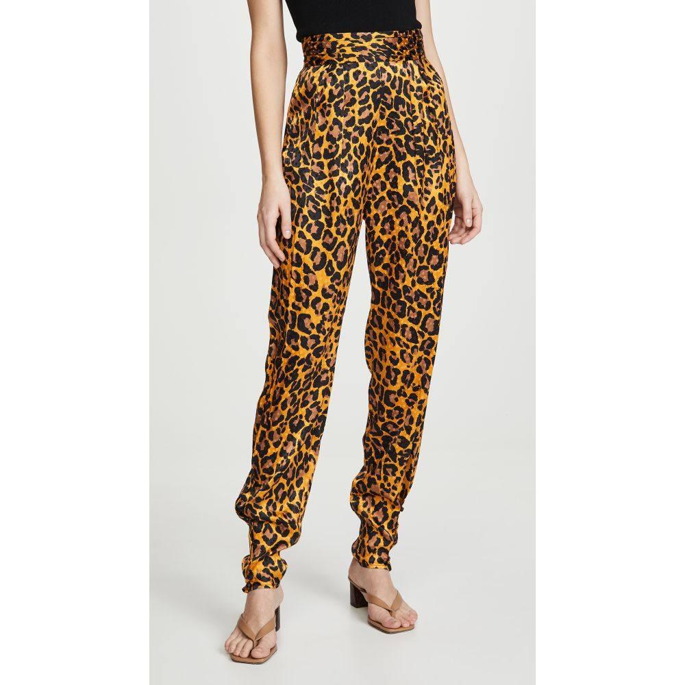 ロニー コボ Ronny Kobo レディース ボトムス・パンツ 【Emanuela Pants】Leopard Gold Multi