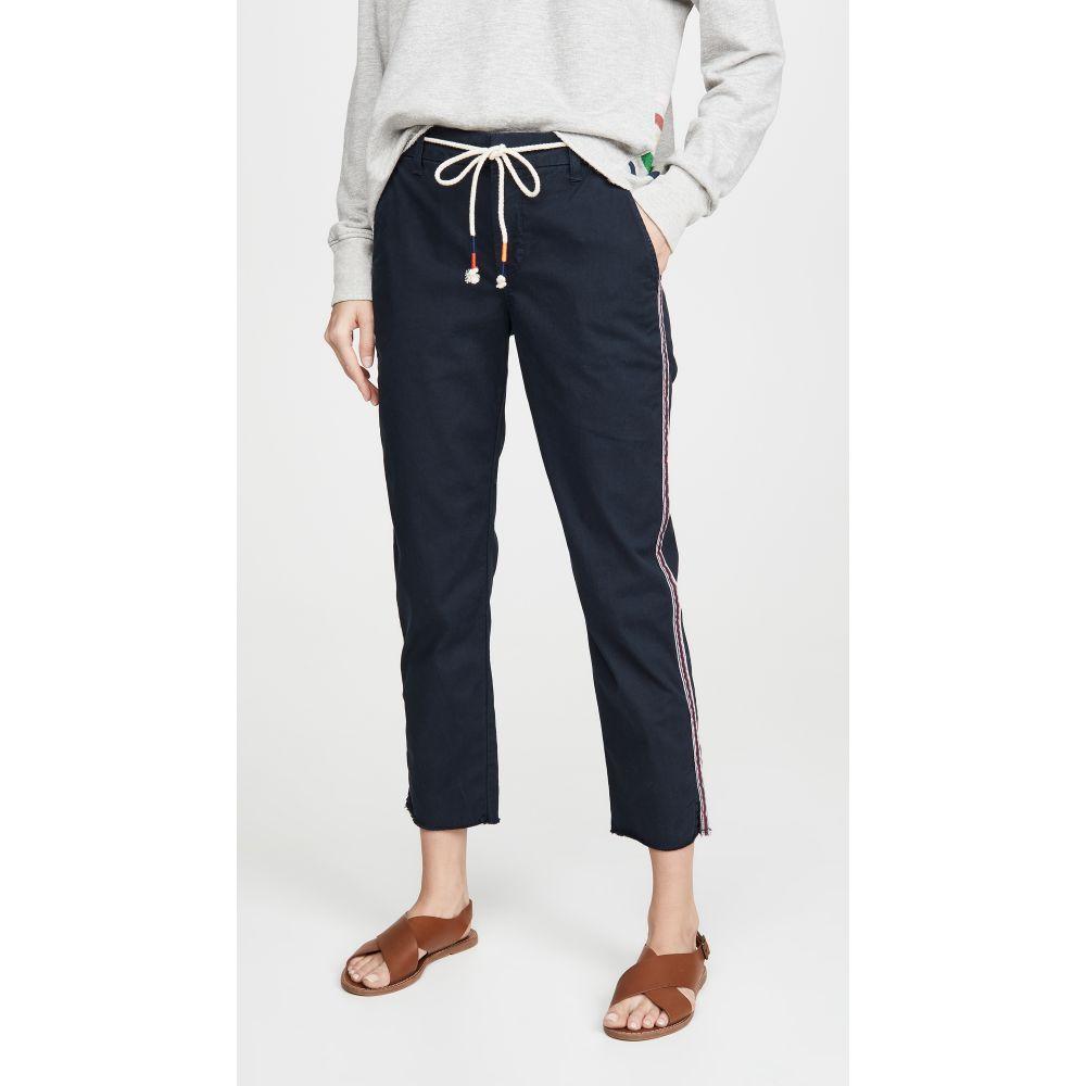 サンドリー SUNDRY レディース ボトムス・パンツ 【Straight Trousers】Navy