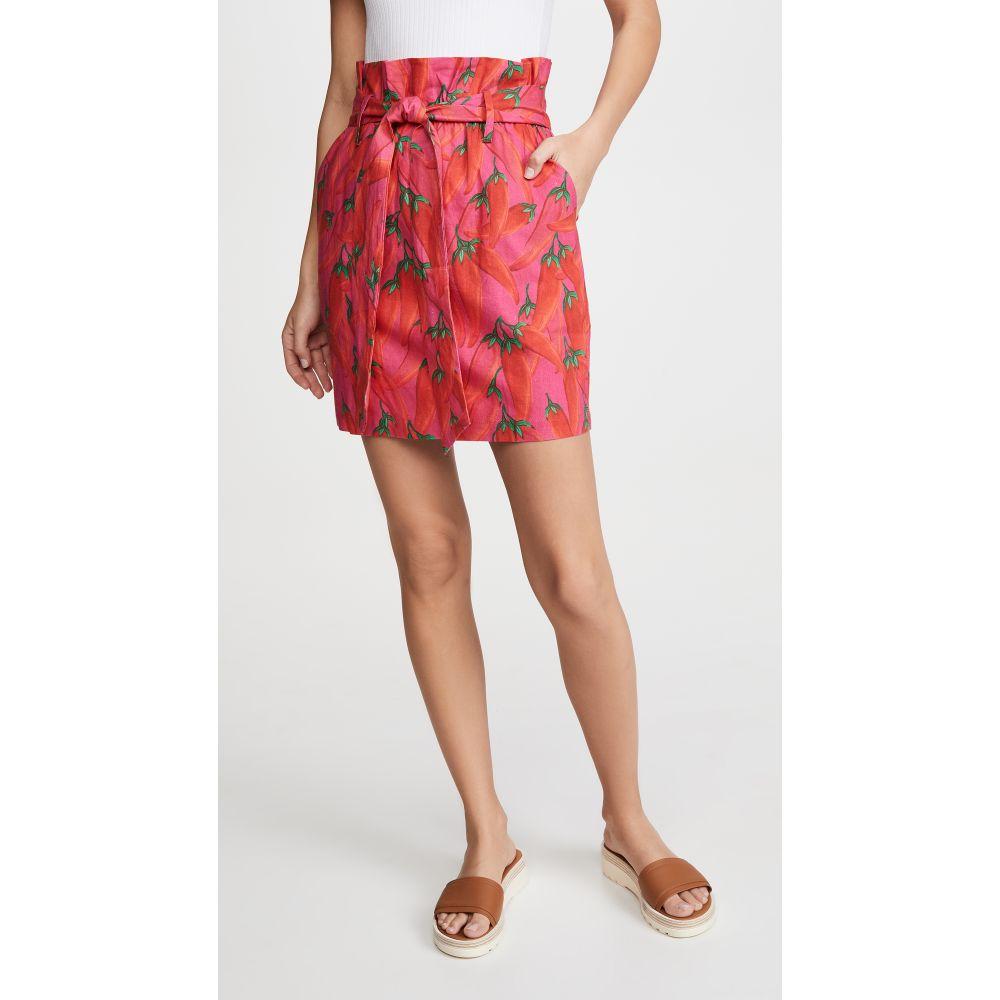 ファーム FARM Rio レディース スカート 【Red Pepper Skirt】Red Pepper