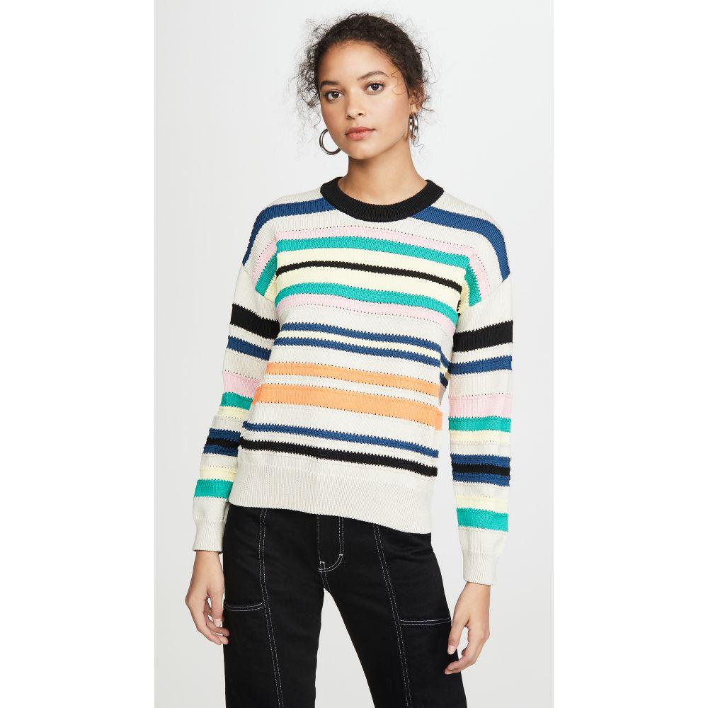 ケンゾー KENZO レディース ニット・セーター トップス【Seasonal Stripes Sweater】Multicolor
