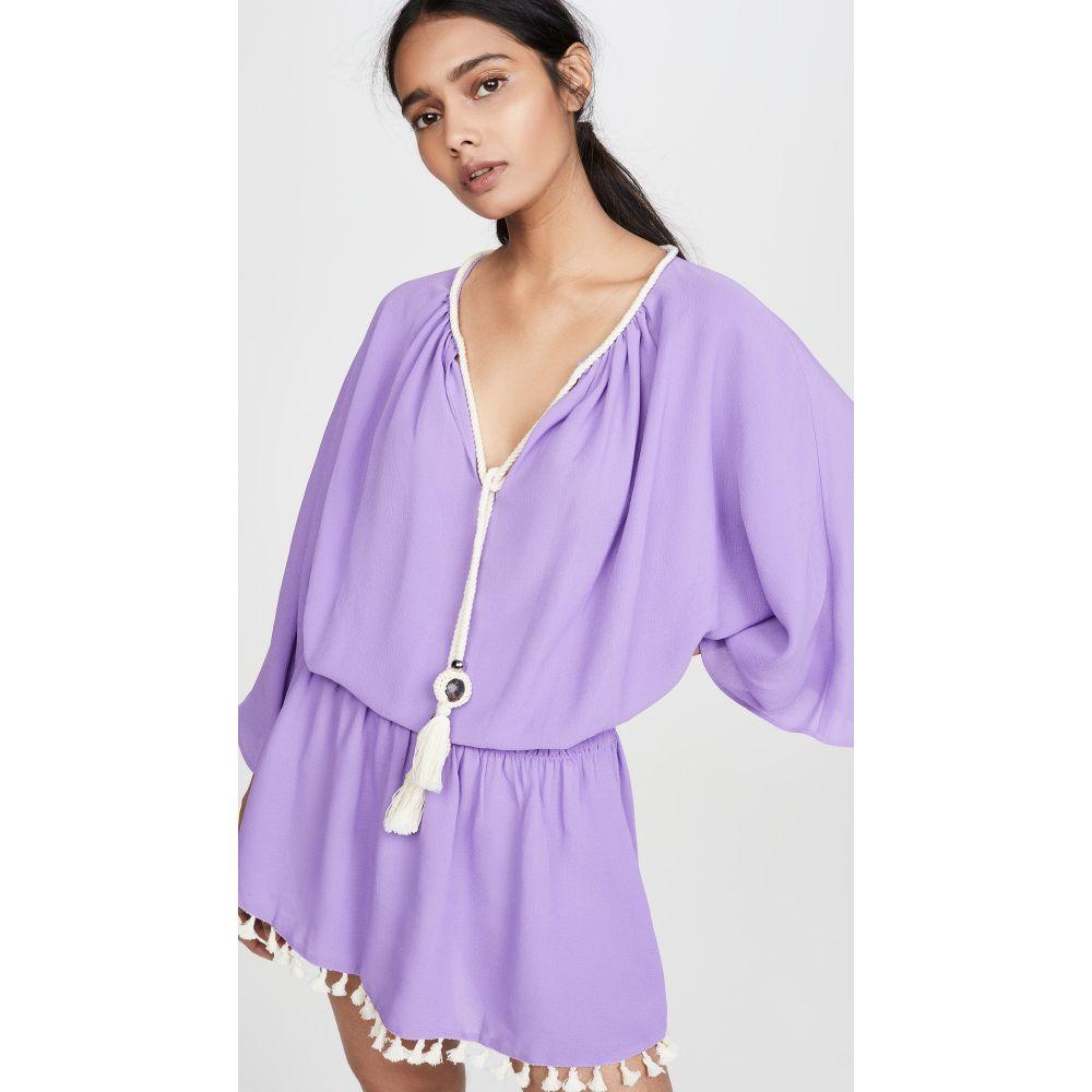 ロミー ブルック Ramy Brook レディース ビーチウェア ワンピース・ドレス 水着・ビーチウェア【Katana Dress】Purple Haze