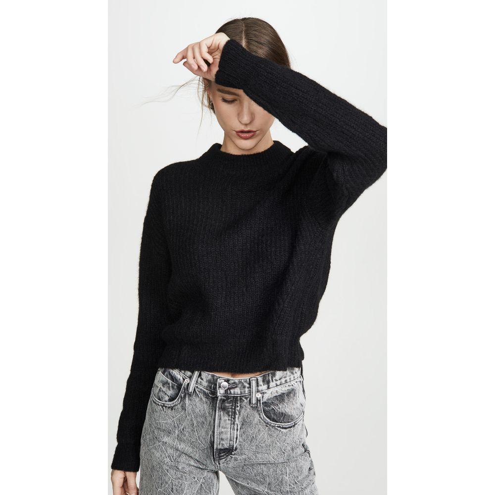 リフォーメーション Reformation レディース ニット・セーター トップス【Finn Sweater】Black